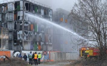 آتش سوزی در دیتاسنتر OVH