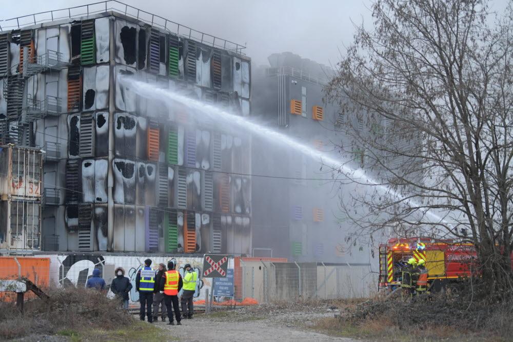 آتش سوزی در دیتاسنتر ovh فرانسه
